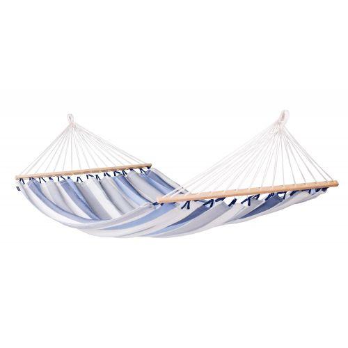 Alisio Sea Salt - Tweepersoons spreidstok hangmat outdoor