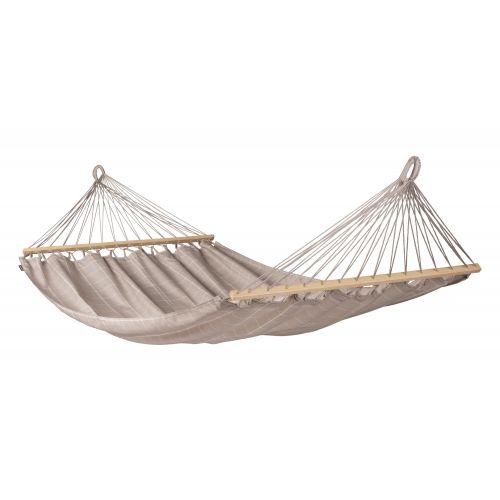 Alisio Almond - Tweepersoons spreidstok hangmat outdoor