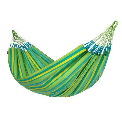 Brisa Lime - Tweepersoons klassieke hangmat outdoor