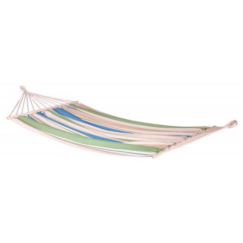 CHILLOUNGE® Green Bay - Eenpersoons spreidstok hangmat