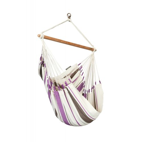 Caribeña Purple - Basic hangstoel katoen