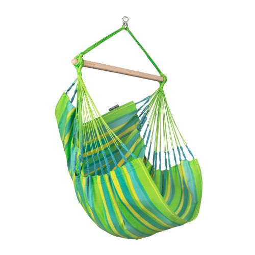 Domingo Lime - Basic hangstoel outdoor