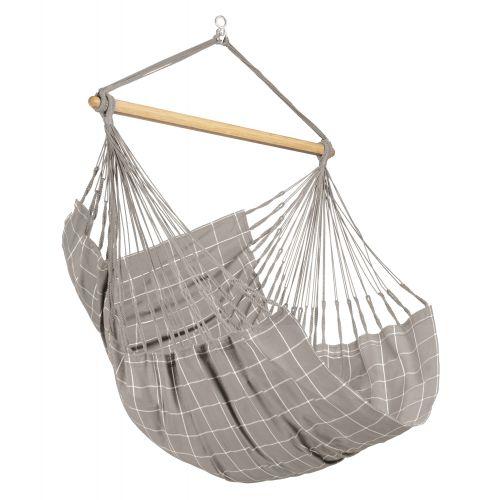 Domingo Almond - Comfort hangstoel outdoor