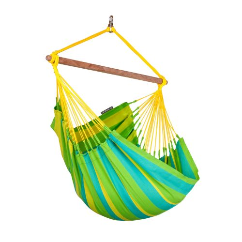 Sonrisa Lime - Basic hangstoel outdoor